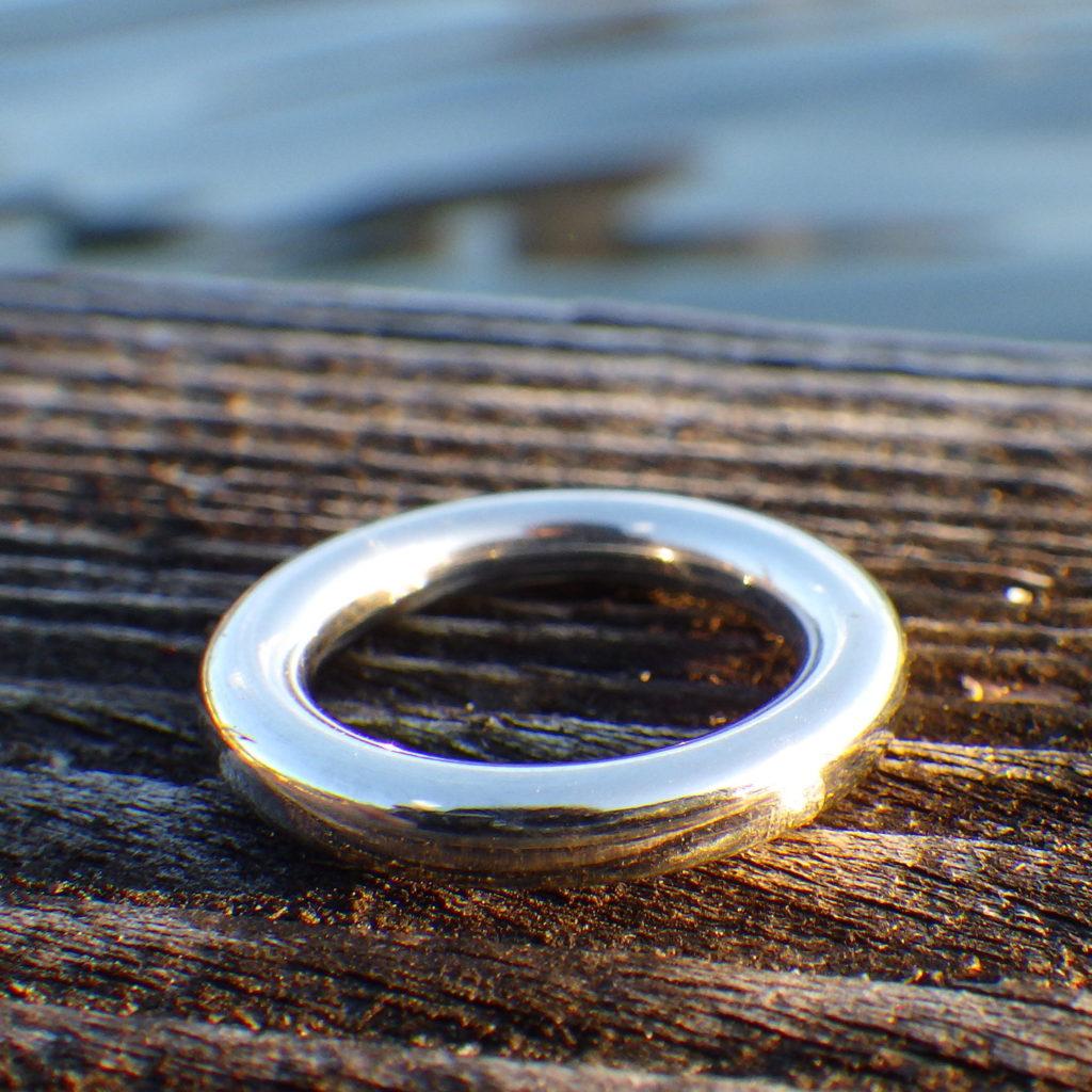 イリジウムのブレスレット Iridium Bracelet