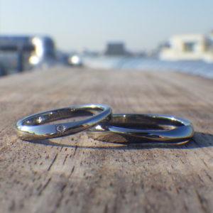 右巻き螺旋と左巻き螺旋の鏡合わせ・メビウスの輪のペアリング