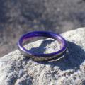 最短の納期短縮プランで制作したタンタルの結婚指輪・婚約指輪