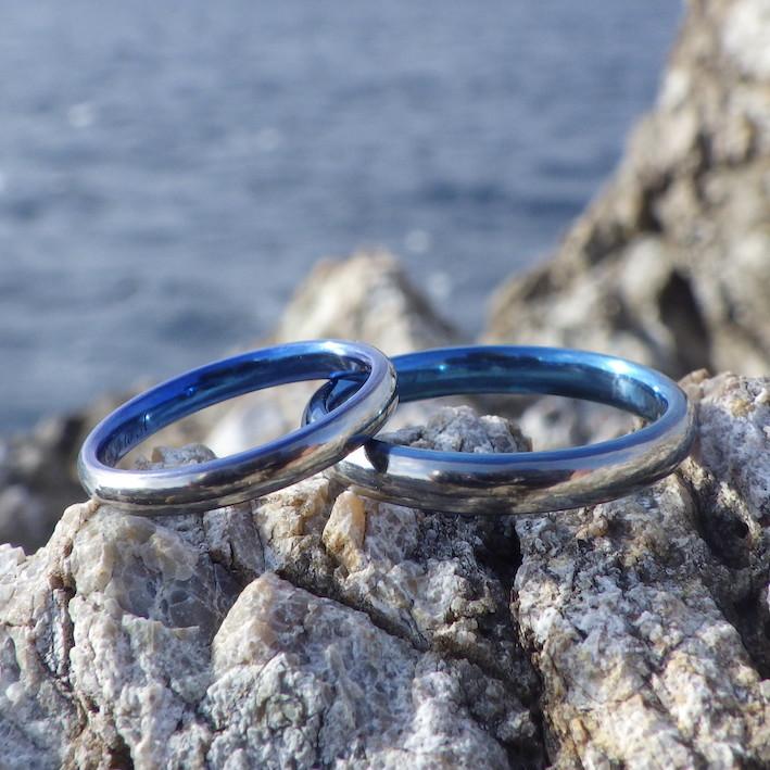 ハフニウムの指輪