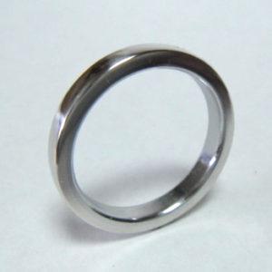 世界初!モリブデン×プラチナ 絶品リング Molybdenum Ring