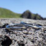 遠方からでもハフニウムの指輪を作りたい!メールオーダーのハフニウムリング Hafnium Rings