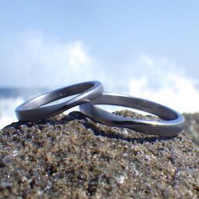 メビウスの輪のマリッジリング