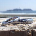 金属アレルギーが100%心配ない絶対的な安心感・タンタルの結婚指輪 Tantalum Rings