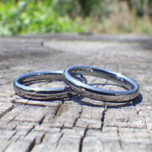 アトピーに対して世界でもっとも優しい結婚指輪をメールオーダーで