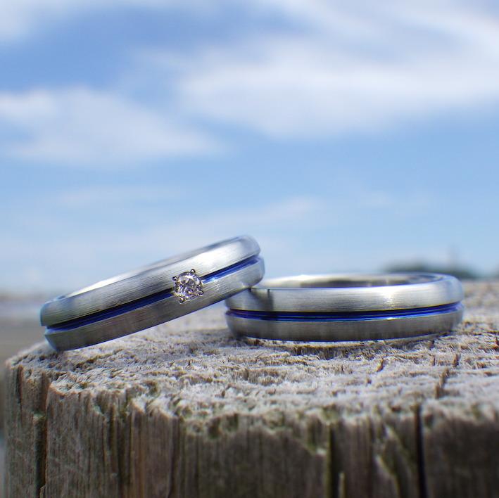 センターラインのハフニウムの指輪