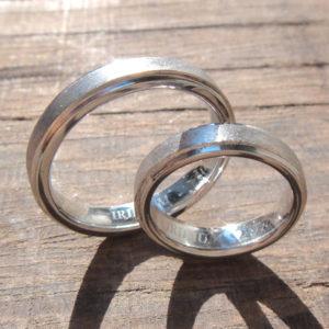新作!イリジウムのリング Iridium Rings